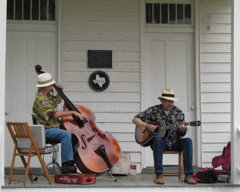 E-Flat Front Porch Band