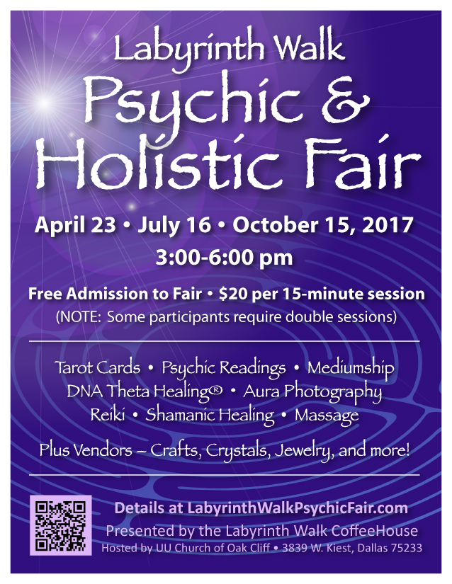 Psychic & Holistic Fairs