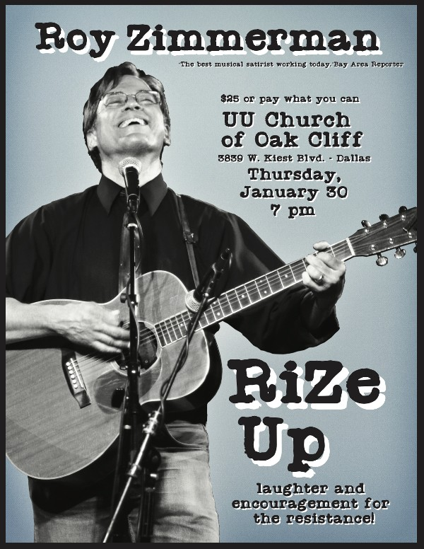 RiZe Up2020 poster dallas 600